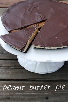 Peanut Butter Pie...yummy!