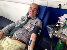 There is a shortage of donors and this impacts on emergency transfusions as well as major operations of patients plus increases waiting time for those waiting minor opp's – please do this as your legacy gift this year – Thank you!!  One day it could be you or I needing and suffering if there is a shortage!! at the West End Blood Donor Centre.