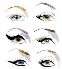 Eyeliner Tricks.