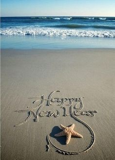 we always celebrate at the beach happy new year 2019