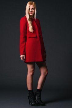 11 fantastiche immagini su cappotto rosso  5ac5a43aecd