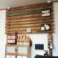 Mikaさんの、たくさんのいいねありがとうございます♡,ディアウォール壁,DIY 初心者,リビング,のお部屋写真