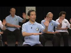 """Seated Tai Chi for Arthritis - 6 Lessons with Dr Lam *ad.  """"This modified seated version of Tai Chi for Arthritis can be enjoyed by anyone wishing to practice Tai Chi sitting down. People with almost any chronic condition can learn to improve their health and mobility. Health Professionals and carers using this program with people with disabilities can share quality time with them while improving their own health. It is suitable for people who are either unable to walk or are require"""""""