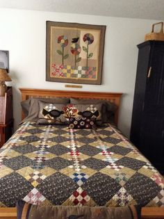 Maggie's quilt by Norma Whaley from Timeless Traditions