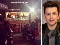 Former-Westlife-singer-Mark-Feehily-now-sells-coffees-from-a-CATERING-VAN-Nollywood Freaks