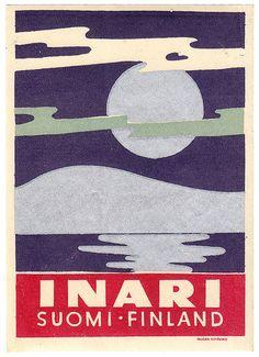 Finlandia - Suomi - Hotel Inari