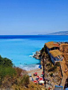 Pulbardha Beach, Saranda Albania