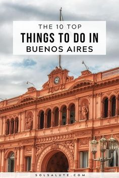 Best things to do in Buenos Aires Argentina | What to do in Buenos Aires | Buenos Aires landmarks | Buenos Aires attractions | Buenos Aires itinerary | Where to go in Buenos Aires Argentina | What to eat in Buenos Aires | Buenos Aires things to do | Places to visit in Buenos Aires | Buenos Aires tourist attractions | sightseeing Buenos Aires | Places to visit in Buenos Aires | Things to see in Buenos Aires | Must do in Buenos Aires #Argentina #BuenosAires #SouthAmerica Bolivia Travel, Colombia Travel, Brazil Travel, Argentina Travel, Peru Travel, Travel Abroad, South America Destinations, South America Travel, Places To Travel