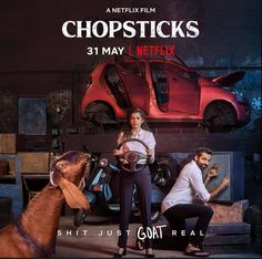 #Chopsticks, #2019s, #Trailer, #directedby #SachinYardi #movieby #AbhayDeol, #mithilapalkar #VijayRaaz  #comedy #drama #movies