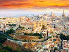 スペインには、 「スペインに一日しかいれないならトレドに行け。3分しかいれないならトレドの展望台に行け。」という格言があるんだとか。