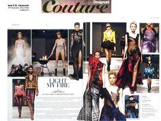 Couture Designairé japon 2012 on aura tout vu couture issue ss12