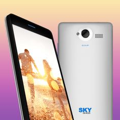 Sky 5.0W GSM Unlocked Smartphone | $20 OFF  Fancy phones, without the fancy price. High speed, high value.  Capture it all: Having an 8MP back camera and 2MP front camera is the way to make sure you're capturing the world around you. Its Quad Core processor makes multitasking a breeze.