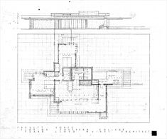 recently built usonian automatic in Lake Land Fl. Frank Loyd Wright Houses, Florida Southern College, Usonian House, Prairie Style Houses, Arch House, Vintage House Plans, Modern Architects, Best House Plans, Design Language