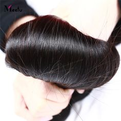 Synthetic Extensions Generous Soowee 10 Colors Long Straight Black Blonde Synthetic Hair Extensions Fish Line Halo Invisible Hair Accessories For Women