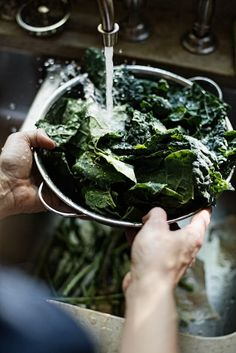 This is Me ~ Love Spinach ~ raw or cooked ~ I like to gather a few leaves in my hand and put parmesan cheese on them, roll them up and eat.