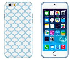 "iPhone 6 Case, DandyCase PERFECT PATTERN *No Chip/No Peel* Flexible Slim Case Cover for Apple iPhone 6 (4.7"" screen) - LIFETIME WARRANTY [Geometric Mesh] DandyCase http://www.amazon.com/dp/B00NYQGNBM/ref=cm_sw_r_pi_dp_1wEmub181Q1AQ"