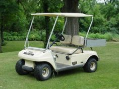 Used Golf Carts for Sale. Gas, Electric, Yamaha and batteries and more. Need a Gold cart to get around the golf course or just around your property or the community? If so this is the best place to find golf carts for sale. Best Golf Cart, Used Golf Carts, Golf Carts For Sale, Golf Cart Repair, Golf Gadgets, Golf Now, Golf Apps, Golf Cart Batteries, Golf Simulators