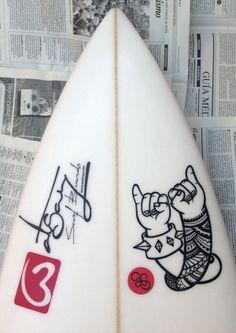 SURFBOARD on Behance