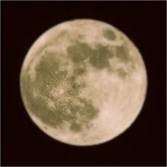 My super moon