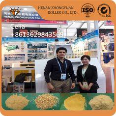 corn flour mill machine clients visiting zhongyuanroller machinery for buying corn flour mill machine Flour Mill Machine, Corn Grits, Cnc Milling Machine, Plant, Plants, Replant, Trees