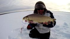Lip Ripperz How To: Ice Fishing Jumbo Perch and Whitefish (+playlist)