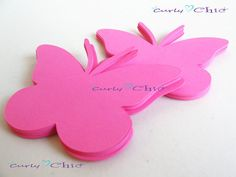 48 Butterfly  II Tag Size 3.00 Nontextured or by CurlynChic