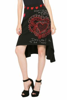 2019 Skirt 54 Images Best Fashion Hands Skirts Desigual In PqXP0