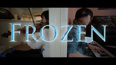 THIS IS AMAZING!! - Disney's Frozen Medley (Violin/Viola/Piano) - Cover by Albert and Tiffan...