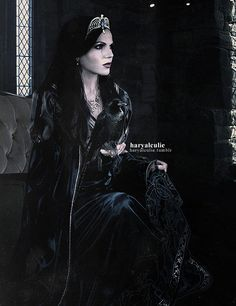Once Upon a Wizarding World | Regina Milss as Rowena Ravenclaw