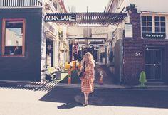 Brisbane Winn Lane - The Travelling Light