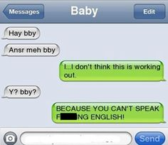 20 Hilarious Break Up Texts Breakup Humor, Bad Breakup, Funny Texts, Funny Jokes, Hilarious, Funny Images, Funny Photos, Funniest Photos, Reasons To Break Up