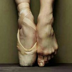 Your feet are your instruments as a dancer. Love them.