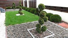 Letisztult, modern kert Sidewalk, Modern, Plants, Home Decor, Trendy Tree, Decoration Home, Room Decor, Side Walkway, Walkway