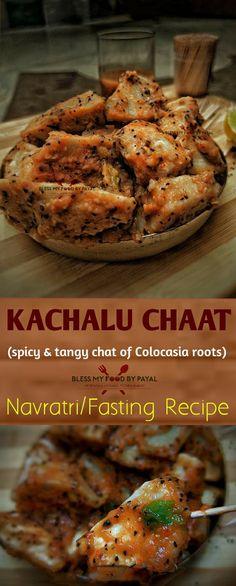 North Indian Vegetarian Recipes, Indian Food Recipes, Meat Recipes, Dinner Recipes, Vegetarian Platter, Chaat Recipe, Good Food, Yummy Food, Chutney