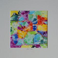 A'97, 30x30 cm, 2014 by Dorota Henk