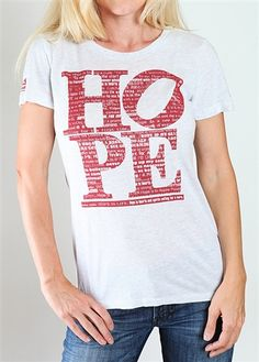 Love this shirt and it benefits one of my favorite causes, ALS!