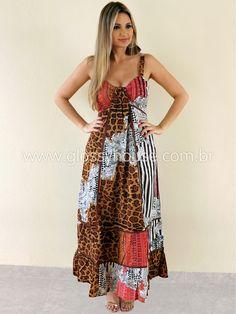 Vestido-longo-mix-estampas-marrom-1