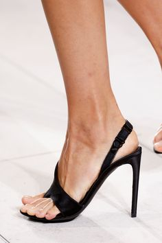 Balenciaga Spring 2014 RTW - shoes - Vogue