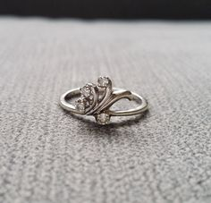 Only Here Till Sep 1st Antique Engagement Ring by PenelliBelle