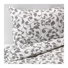 IKEA - ROSTVIN, Duvet cover and pillowcase(s), Twin $9.99; Full/Queen $14.99.