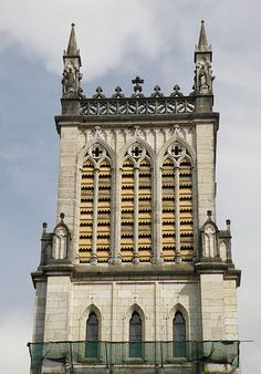 la cathédrale Saint-Jean-Baptiste de Belley. Rhône-Alpes