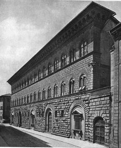 Palazzo Medici Riccardi in Via Cavour