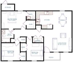 floorplans | Floor Plans - Cambridge Village Apartments