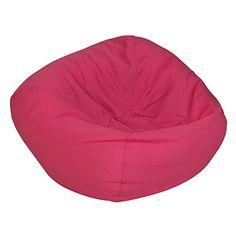 Bean Bag Chair, Rose Pink at Big Lots. #BigLots