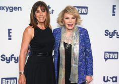 Melissa and Joan Rivers (Getty Images)