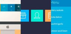 Fresh and Valuable HTML5 and CSS3 Menus