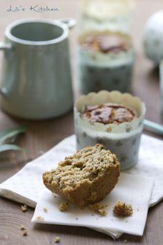 Muffins sans gluten aux graines pour petits-déjeuners et goûters sains et gourmands
