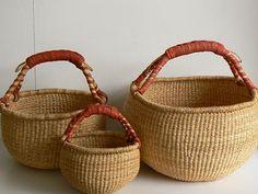 baskets.  i like these plain ones best.
