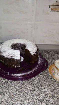Εύκολο κέικ σοκολάτα