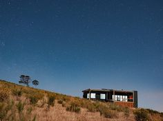Shipping Container Homes: Copia Eco Cabins: Two 40 ft Container Home in Bot Rivier valley by Berman-Kalil, South Africa Container Houses, Container House Design, Eco Cabin, Shipping Container Homes, Prefab, Cabins, South Africa, House Styles, Home Decor